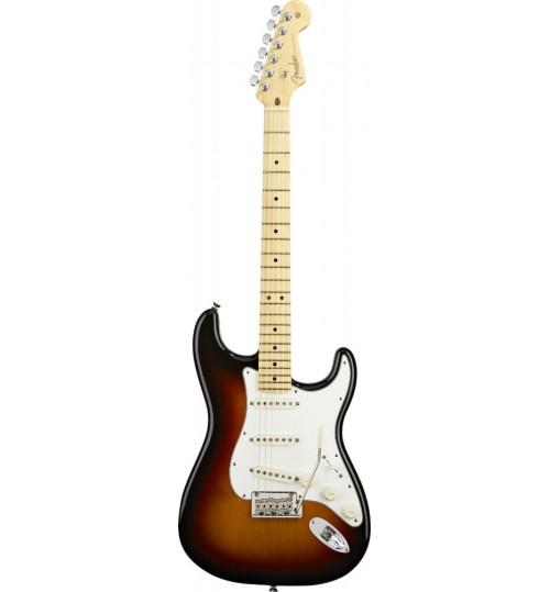 Fender USA Std. Strat MN 3 Ton Sunburst 0113002700