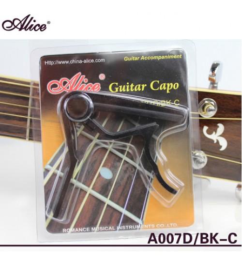 Alice Siyah Kapo A007D/BK-A