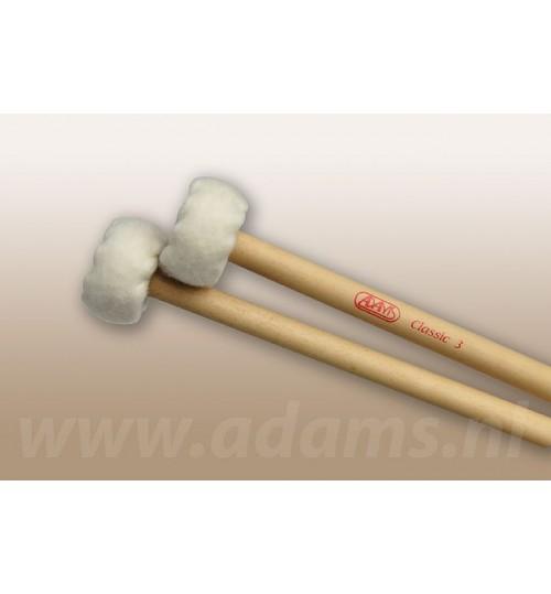 Timpani İçin Classic 3 Bamboo Catwhell Sonorus-Smooth Adams Mallet CD03
