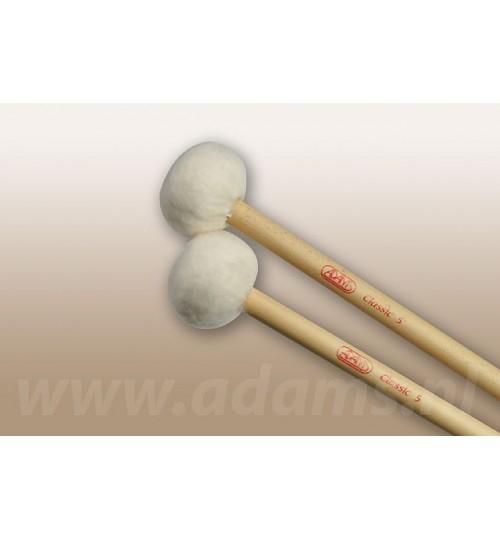 MALLET TİMPANİ CLASSIC 5 BAMBOO BALLSTICK ADAMS MLCD5