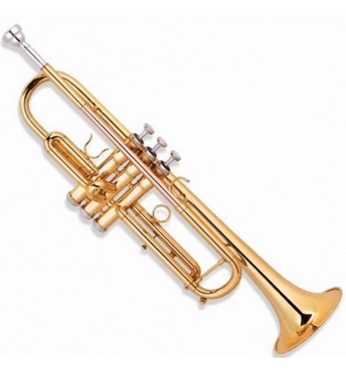 Picaldi Gold Deri Kutulu Trompet JYTR-2000G