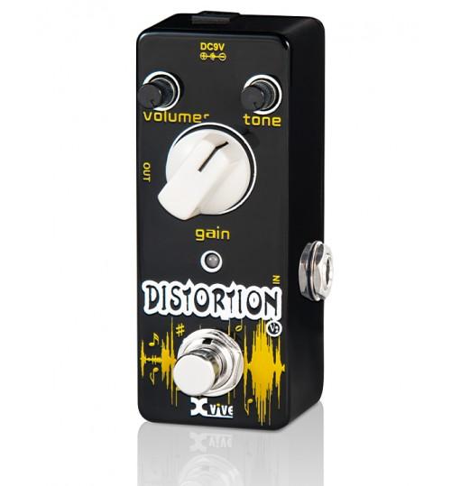 Fzone V2 Distortion Gitar Efekt Pedal
