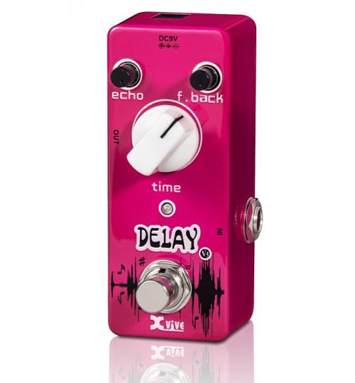 Fzone V5 Delay Gitar Efekt Pedal