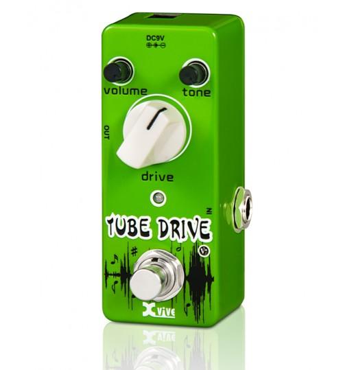 Fzone V7 Tube Drive Gitar Efekt Pedal
