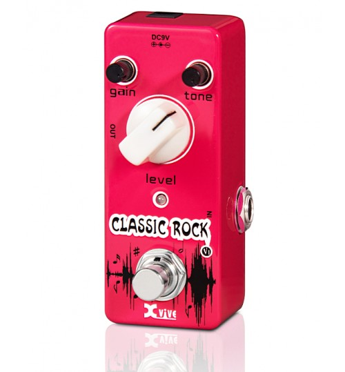 Fzone V1 Classic Rock Gitar Efekt Pedal