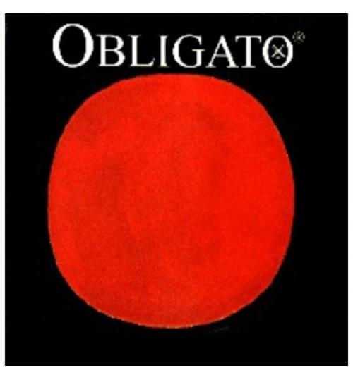 Pirastro Obligato A ( La ) Tek Keman Teli 411221