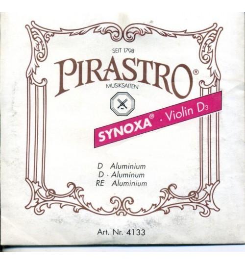 Pirastro Synoxa D ( Re ) Tek Keman Teli 413321