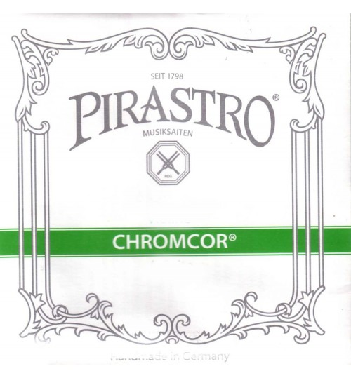 Pirastro Chromcor 3/4 - 1/2 Set Keman Teli 319040