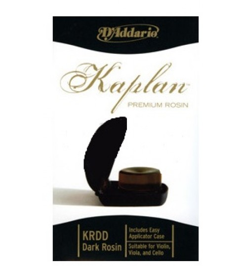 D'addario Kaplan Premium Dark Reçine KRDD