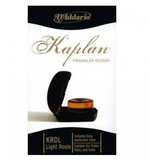 D'addario Kaplan Premium Light Reçine KRDL