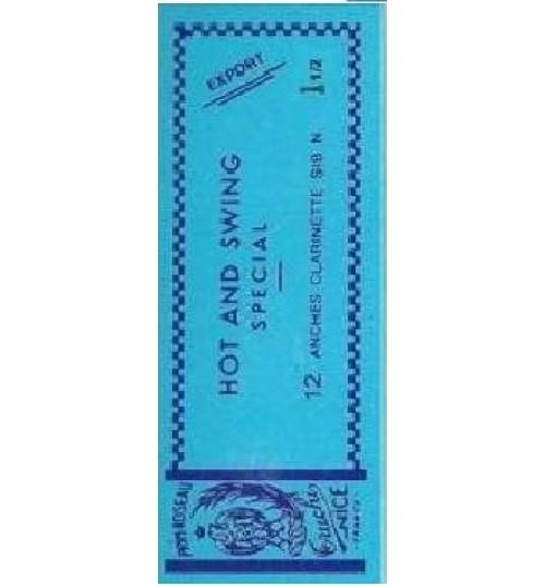 Rigotti Mavi Kuşak 1.5 Numara Klarnet Kamışı HAS. CL. 1,5