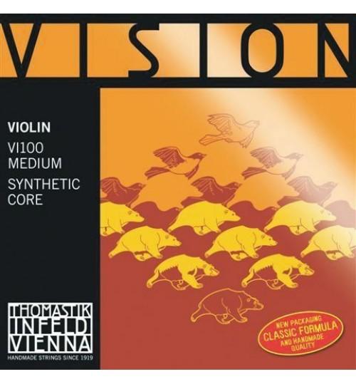 Thomastik Vision Set Keman Teli VI100