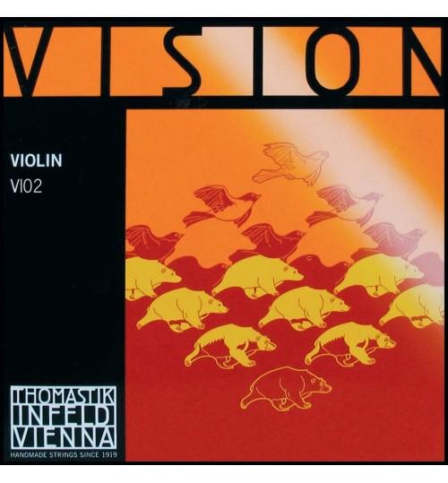 TEL KEMAN VISION A THOMASTIK VI02