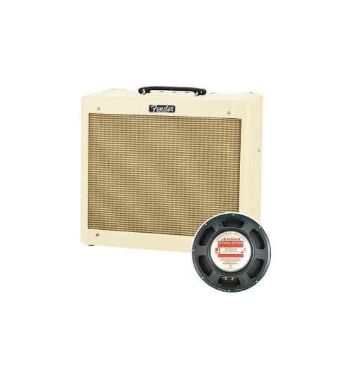 Fender FSR Blues Junior 3 Blonde C12N Elektro Gitar Amplisi