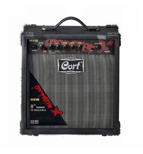 Cort Elektro Gitar  Amplisi 15 Watt