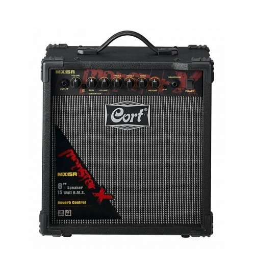 Cort Elektro Gitar Amplisi 15 Watt Reverb