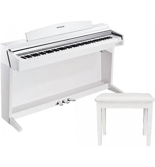 Kurzweil M1 Beyaz Digital Piyano