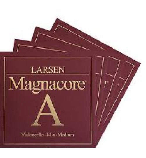 Larsen Magnocore Medium Set Çello Teli 639505