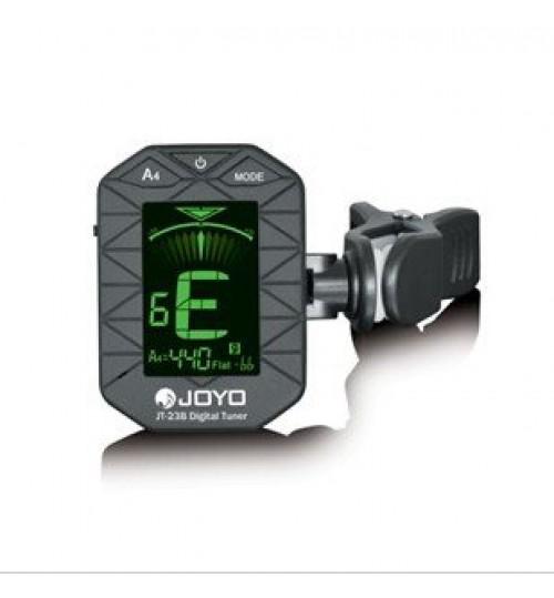 Joyo Chromatic - Nefesli Clip Tuner JOYO JT-23C