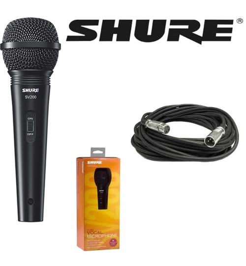 Shure Mikrofon SV200