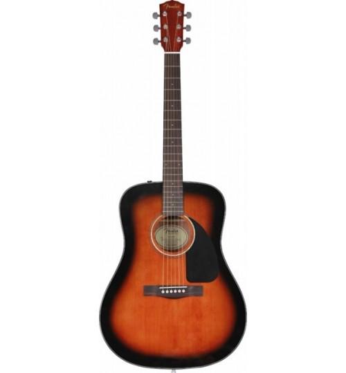 Fender Sunburts Akustik Gitar CD-60 0961545032