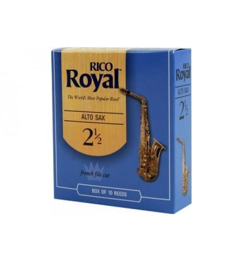 Rico Royal 2.5 Numara Alto Saksafon Kamışı 740444