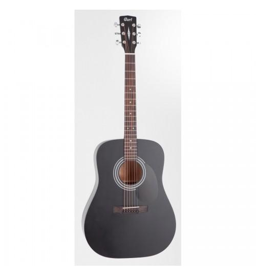 Cort Akustik Gitar AD810BKSW