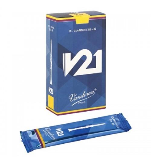 Vandoren V21 2.5 Numara Klarnet Kamışı CR8025
