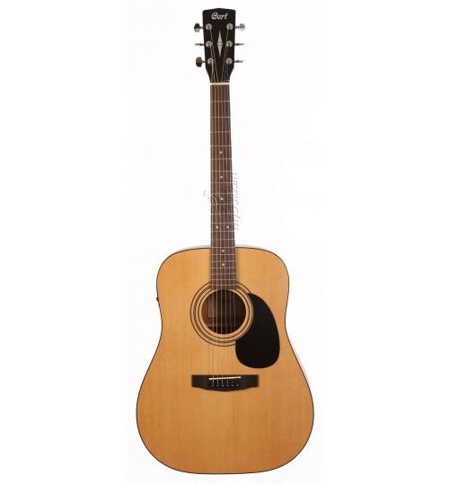 Cort Elektro Akustik Gitar AD810E-OPW