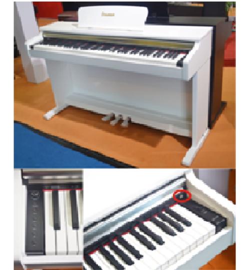 Picaldi DK-300W Digital Piyano